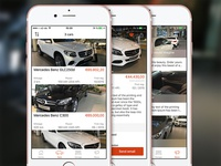 Car Dealer iOS App