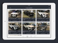Car Dealer iOS iPad version