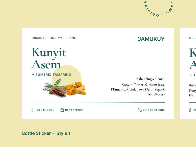 JAMUKUY Branding (Preview) logo design print design social media design packaging design art direction visual design brand identity brand design branding