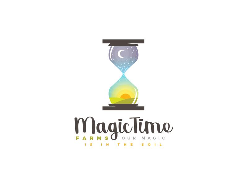 Magic Time Farms colorfullogo time magic farms