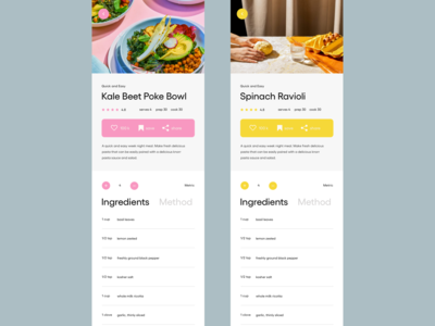 food app exploration 2