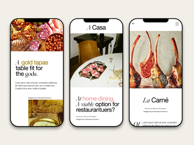 concept for a dining at home app 2 foodapp food branding brand typography app mobi ui user interface ui design