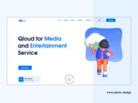 Qloud - Cloud Technology WordPress Theme