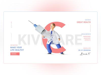 KiviCare - Medical Clinic & Patient Management WordPress Theme uidesign template uiux wordpress themes wordpress theme ui website design