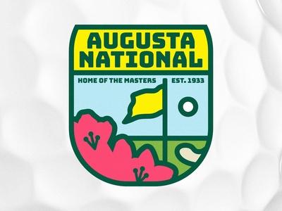 Augusta National Badge