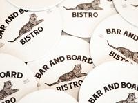 Bbb coasters