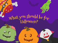 What you should be for Halloween?