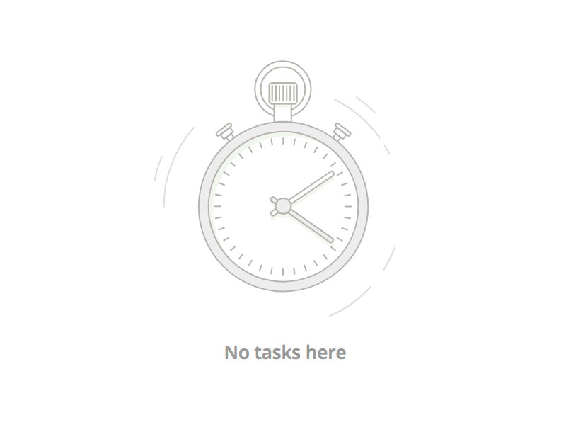 Stopwatch outline lines icon simple illustration stopwatch