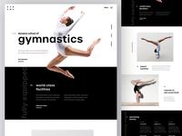 Dynamo Gymnastics Concept