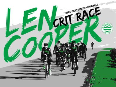 Len Cooper Crit Race