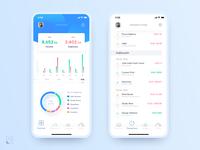 Personal Financial App
