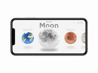 Planets App Exploration