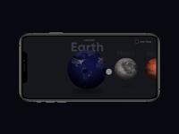 Planet Apps - Dark Mode