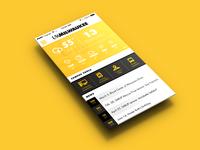 UWM University App Concept