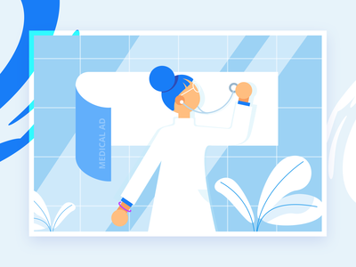 Healthcare vector illustration