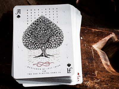 Sons of Liberty Ace of Spades 1776 snake americana partiot liberty tree ace playingcards lettering woodcut hand drawn typography illustration