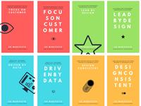 Design Posters / UX Manifesto
