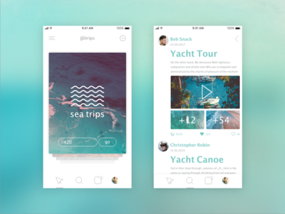 Gotrips App