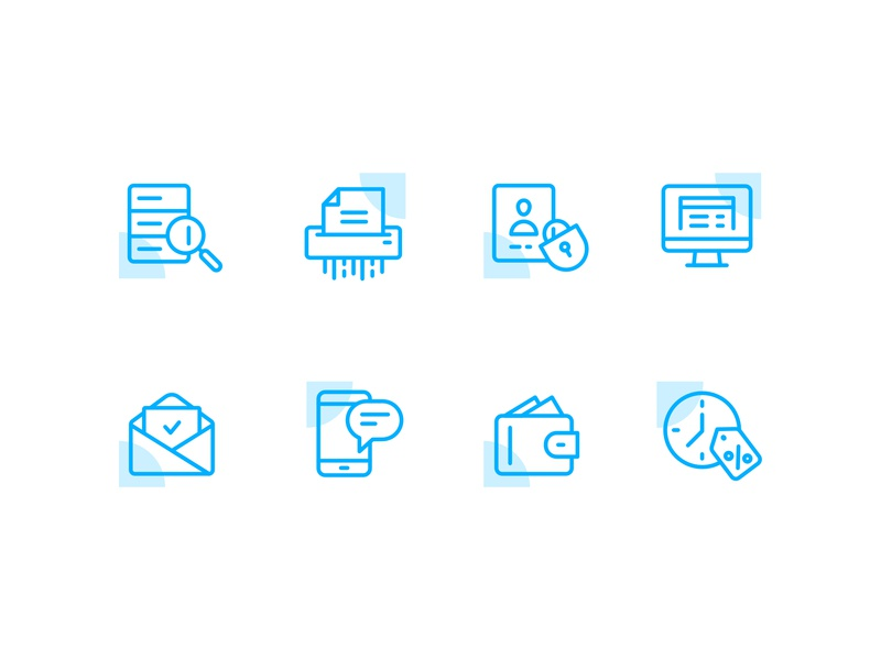 Large Financial Icons delete search save time sale safety security company computer document email money phone banking bank finance icon design icons icon design