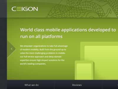 Ceigon - work in progress