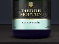 Pierre Mouton champagne label