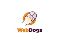 WebDogs logo concept
