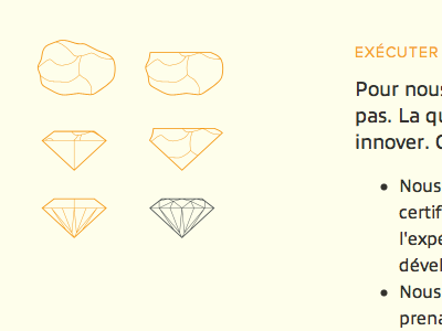 Planned execution allumi proxima nova diamond process
