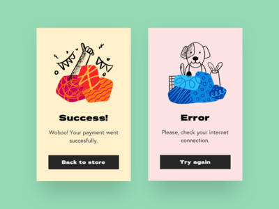 Daily UI 11 - Flash Message