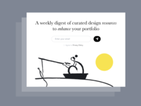 Daily UI 16 - Popup/Overlay Design