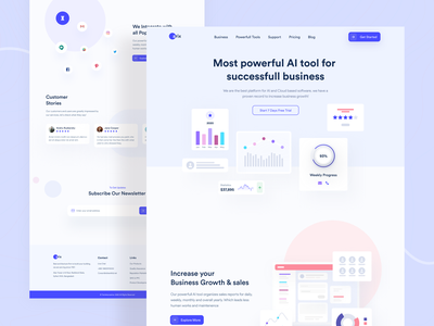 Product landing concept || Launching Twinkle Creative twinkle product landing page design minimalist creative design popular shot 2020 trend landingpage website design website webdesign web