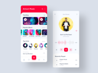 Music App Exploration