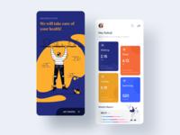 Health Tracking App Exploration