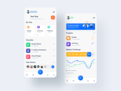 Task Management App Exploration