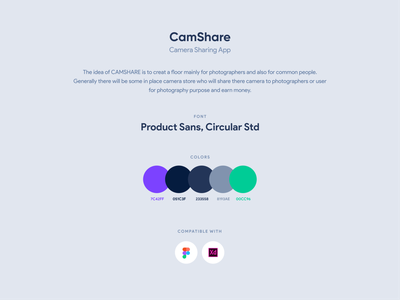 Camshare: Camera Sharing App Full Preview website homepage blog popular design popular trending graphics ios android interface dribbble best shot app design ride sharing app best dribbble shot modern design trendy design creative design experience design interfacedesign mobile design mobile app design mobile ui mobile app uidesign uiux
