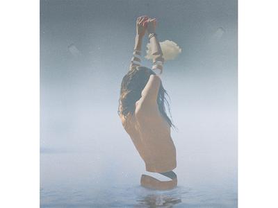 Dancer photoshop illustrator collage photography 3d
