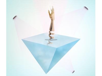 Reach For Diamonds art digital art illustration photography filters