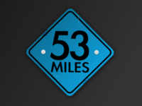 53 Miles