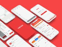 Vanke information service platform