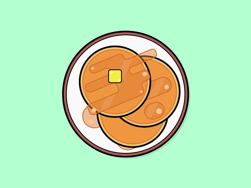 #40 Pancakes