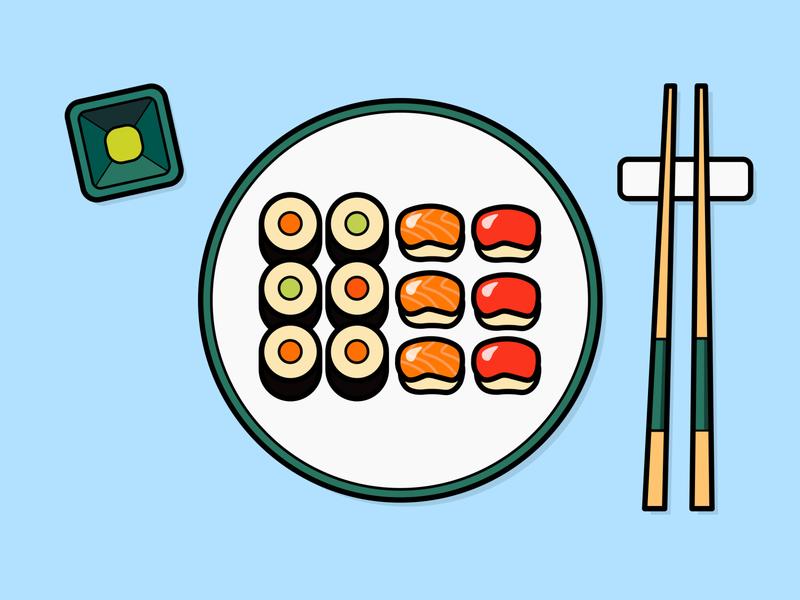 #42 Sushi