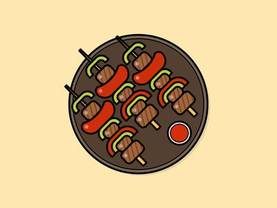 #44 Kebabs