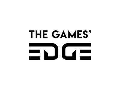The Games' Edge Full Logo