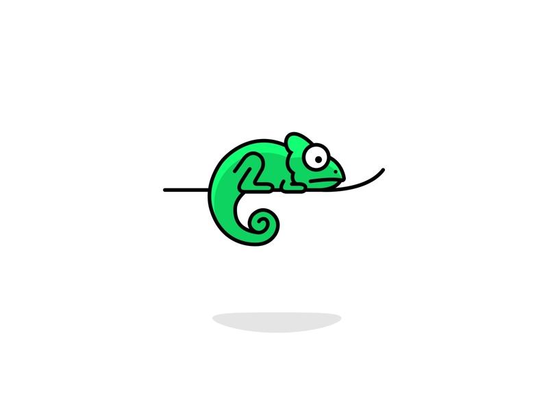 #37 Chameleon