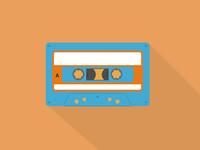 Mix Tape | Cassette Vector