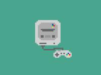 8-bit SNES