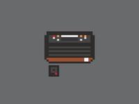 8-bit Atari 2600