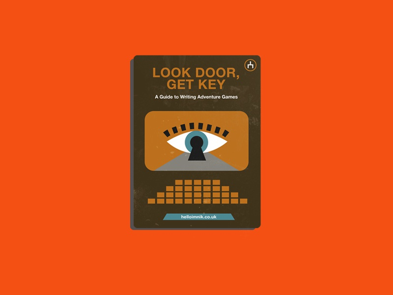 bandersnatch  look door  get key book by hello i u0026 39 m nik on