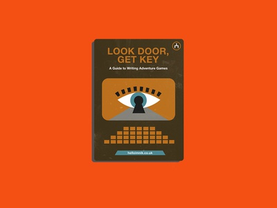 Bandersnatch: Look Door, Get Key Book