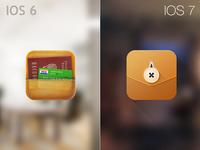 VKarmane iOS 7 icon