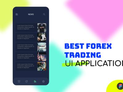 Trading Alert Ui Design